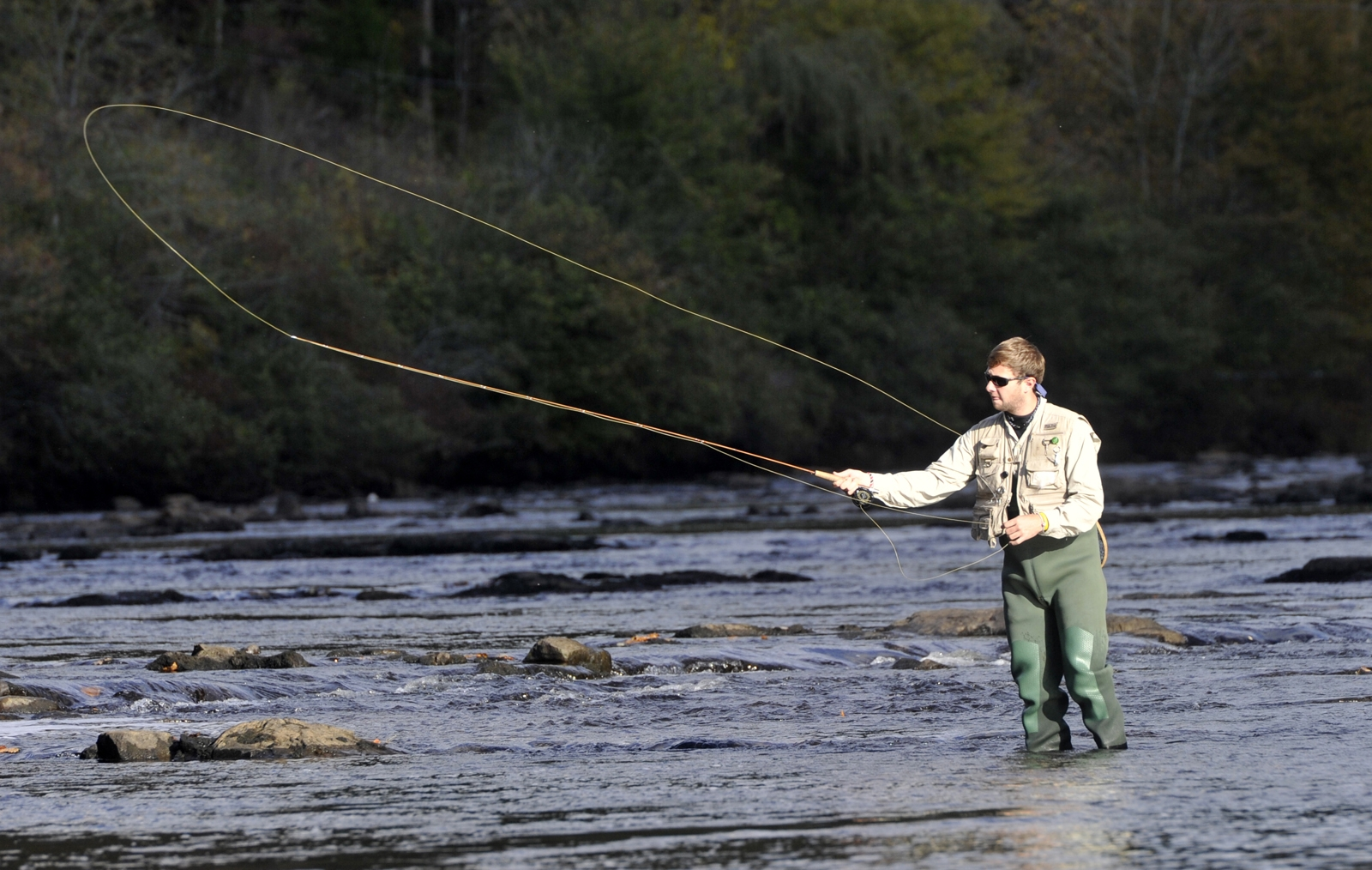 Cast your line at these 5 great fishing spots vacation for Fishing in gatlinburg tn