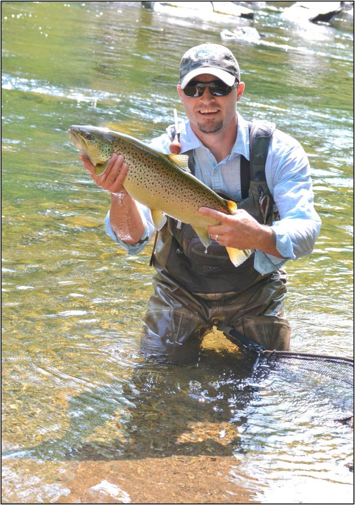 Relax go fly fishing global travels blog for Nc trout fishing regulations