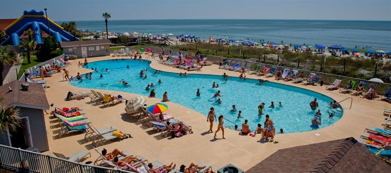 Wake Up To The Ocean At Myrtle Beach Resort