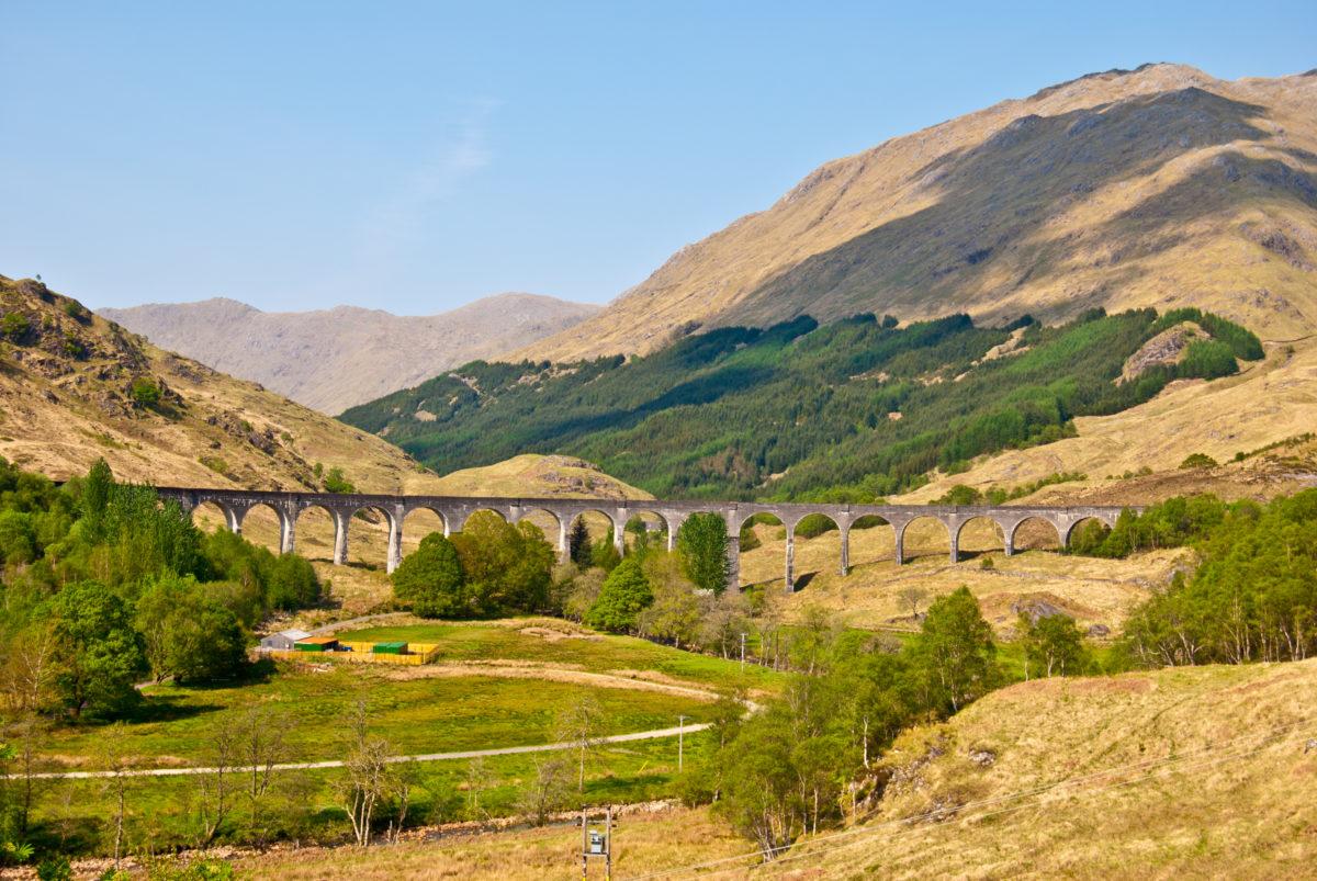 Glenfinnan Viaduct ING