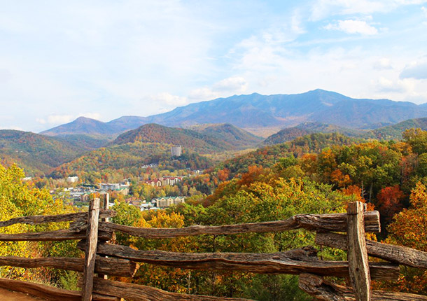 Romantic Getaway - Gatlinburg