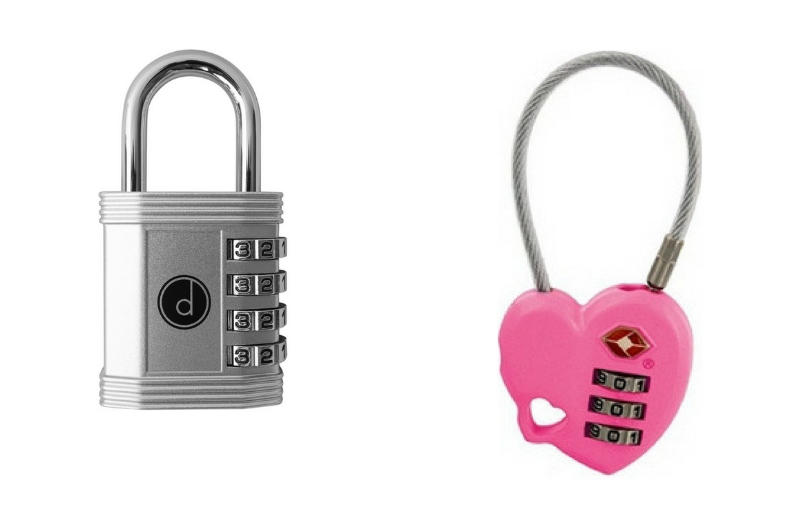 Travel Products - Luggage Locks