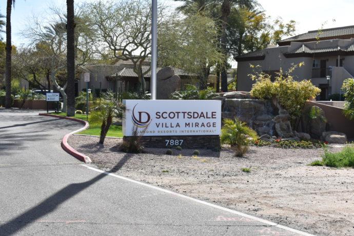 Scottsdale Resorts - Scottsdale Villa Mirage