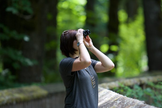 Go bird watching on your next summer date