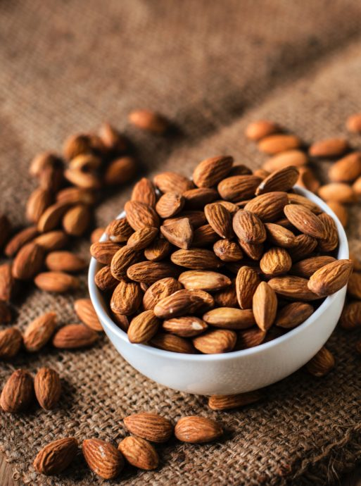 Holiday Travel Health Tips - Eat Nuts